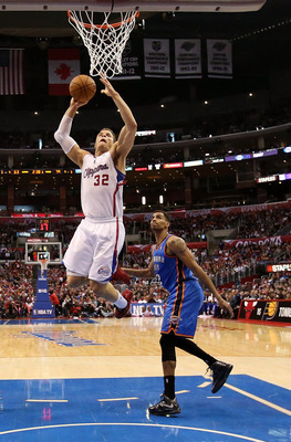 The Clippers opened the vault for Blake Griffin.