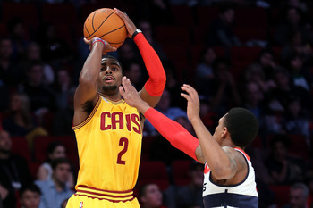 The Cavaliers need to add more talent around Kyrie Irving.