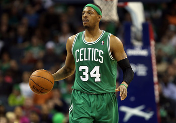 Do not be shocked if the Celtics trade Paul Pierce.
