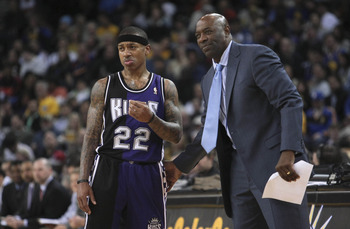 How the team finishes could have an impact on Keith Smart's future with the Kings.