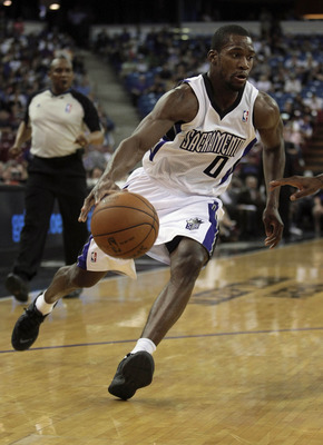 Toney Douglas has been a pleasant surprise so far. Now Sacramento has to decide whether to keep him going forward.