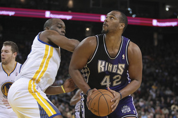Can Sacramento go into 2013-14 with Chuck Hayes as the primary backup center?