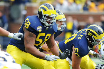 Chris Bryant's chances of being a starter are fading rapidly. Photo courtesy of AnnArbor.com.