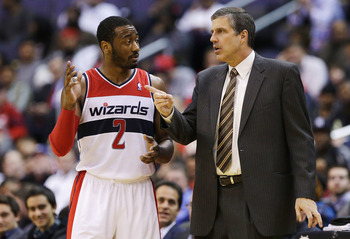 When Randy Wittman was promoted from Interim Head Coach to Head Coach in 2012, he was only given a two-year deal.