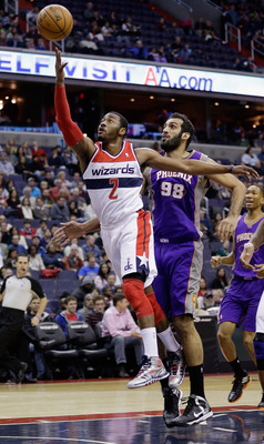 John Wall has said that he believes he is deserving of a maximum contract.