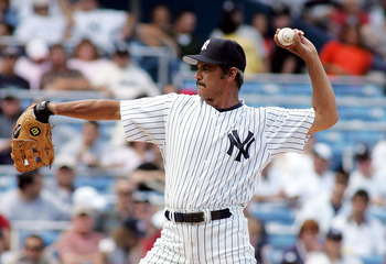 Yankees' ace Ron Guidry.