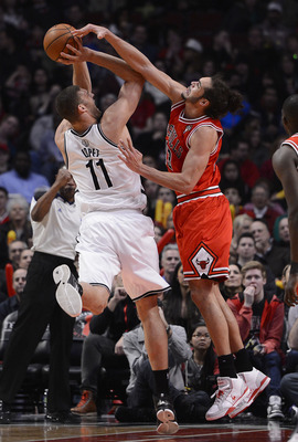 Without Noah, Brook Lopez could be in for a big night.