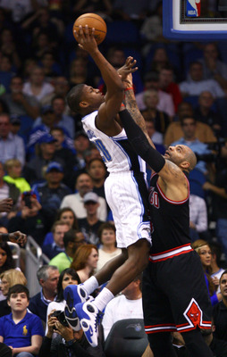 The Magic have very few scorers, and it will hurt them against the Bulls stifling defense