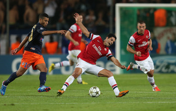 Belhanda impressed at the Parc des Princes