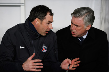 What? No Christmas Tree? Ancelotti needs to become more flexible