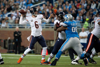 Jay Cutler now has Martellus Bennett to add to the mix.