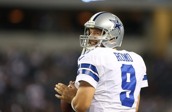 Dallas secured Romo with a new deal this week.