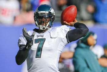 Michael Vick agreed to restucture his contract to play for Chip Kelly.