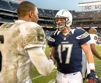 Philip Rivers will be playing for Mike McCoy in 2013.