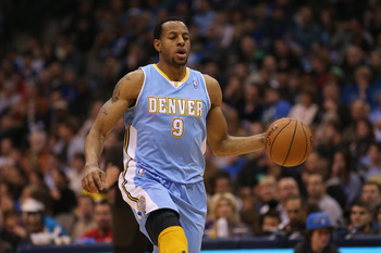 Iguodala is arguably the key to future success in Denver.