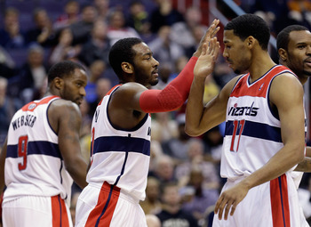 John Wall is a dynamic scorer, but can he handle Boston by himself?