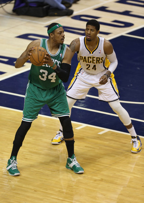 Celts-Pacers could be a lot different without KG and Pierce.
