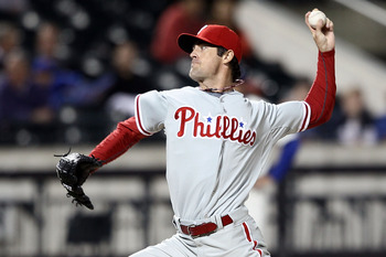 SP Cole Hamels