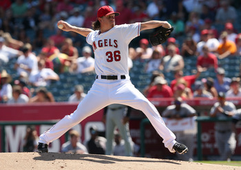 SP Jered Weaver