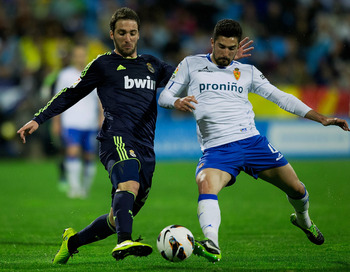 Real Zaragoza vs. Real Madrid
