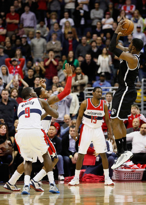 Joe Johnson hit a game-winning jump shot in Washington on Jan. 4.