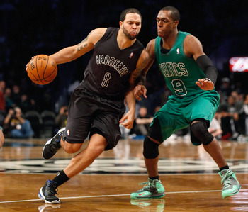 The Nets and Celtics last met on Christmas Day.