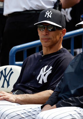 Girardi will have to deal with a Yankees lineup decimated by injuries.