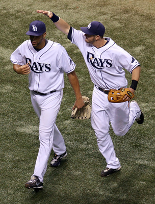 Price and Longoria should lead the Rays to the AL East crown.