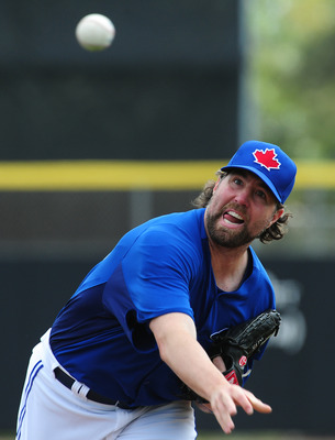 Dickey looks to duplicate his magical 2012 north of the border.