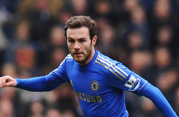 Juan Mata has continued to sparkle for Chelsea