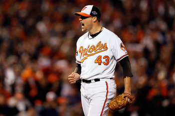 Orioles closer Jim Johnson led the majors last season with 51 saves.