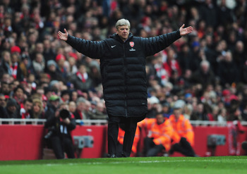 Will Arsene Wenger fall victim to Groundhog Day?