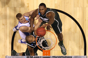 Adreian Payne was a monster on the court, but he was a Teddy Bear away from it.