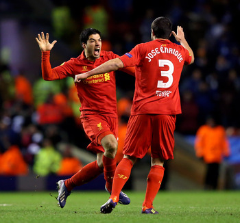 The form of Suarez has been instrumental for Liverpool this season