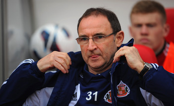 The end of the season will show if the decision to sack Martin O' Neill was well advised