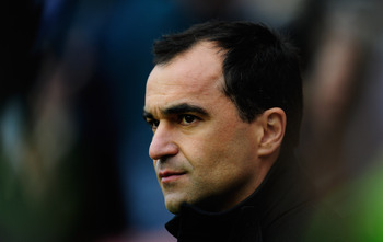 Roberto Martinez has a knack for pulling his team through sticky situations