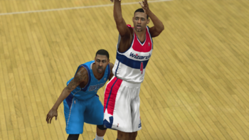 Tim Hardaway, Jr. created on NBA 2K13