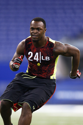 Alec Ogletree's drug and DUI issues may hurt his draft position.