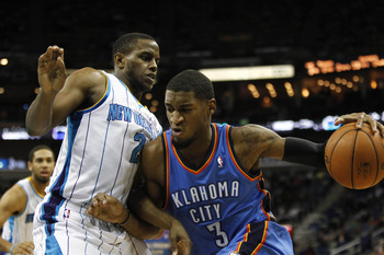 Oklahoma City Thunder's Perry Jones III