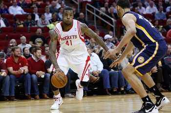 Houston Rockets' Thomas Robinson