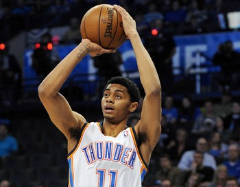 Oklahoma City Thunder's Jeremy Lamb