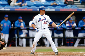 Recker has earned the backup catcher role, but once phenom Travis d'Arnaud is ready to move to the majors Recker may be the one sent down.