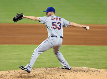 Hefner surprised early this spring, but if he continues his recent struggles he may lose his rotation spot.