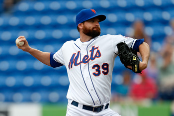 Parnell is a capable reliever but has struggled as a closer, and he must learn consistency in that new role.