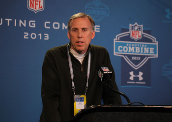 Will the 2013 draft reflect John Idzik's rebuilding strategy?