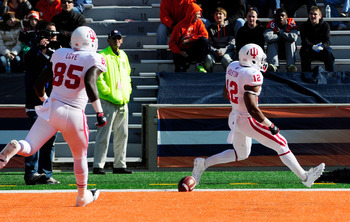 Houston, we have a problem...more touchdowns against the Illini