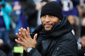 Ray Lewis retired after 17 years in the NFL.