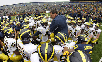 The Wolverines' spring game will be the fans' initial look at the post-Denard Robinson era.
