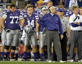 Bill Snyder's first priority this offseason is to replace QB Collin Klein.