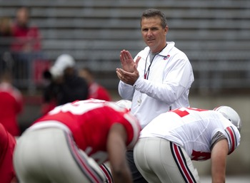 Urban Meyer is undefeated as Ohio State's head coach. Can he replicate last year's success?